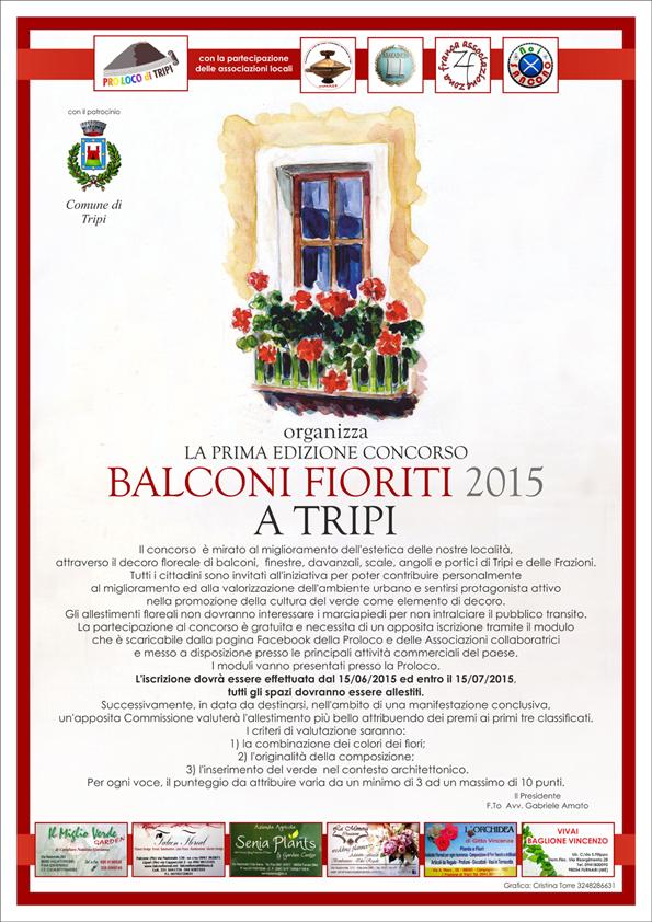 concorso balconi